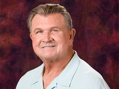 Hire Mike Ditka for an appearance