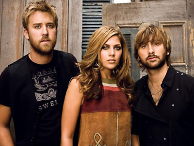 Hire Lady Antebellum to perform